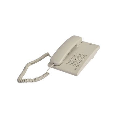 Beetel B17 Corded Landline Phone GREY