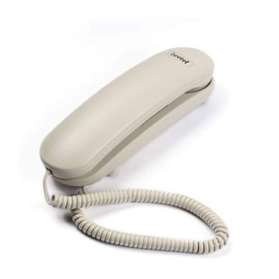 Beetel B25 Landline Warm Grey