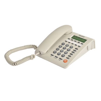 Beetel M59 Corded Landline Phone White