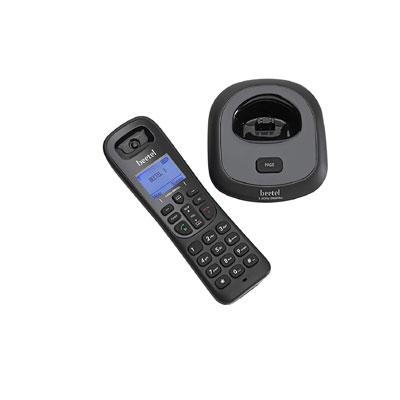 Beetel X91 2.4 Ghz Cordless Phone Cordless Landline Phone (Black)
