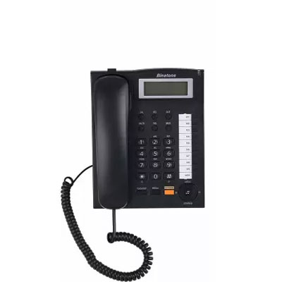 Binatone CONCEPT 851 Corded Landline Phone (Black)