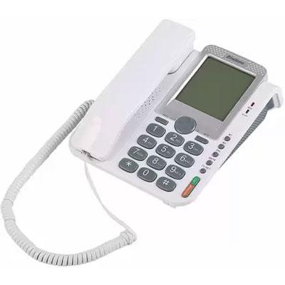 Binatone CONCEPT 901 Corded Landline Phone (White)