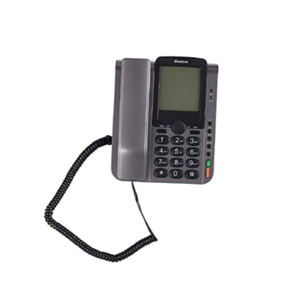 Binatone CONCEPT 901 Corded Landline Phone (Black)