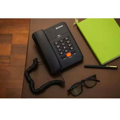 Binatone Spirit 111N Corded Landline Phone (Black)