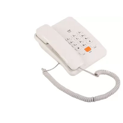 Binatone Spirit 111N Corded Landline Phone (White)