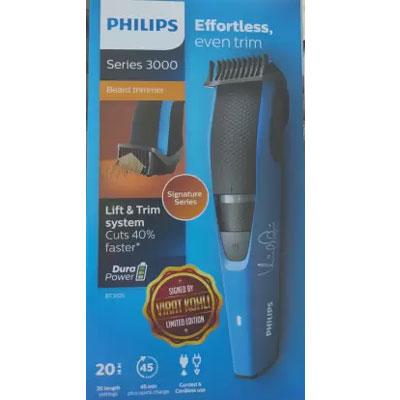 Philips BT3105/15 Runtime: 60 min Trimmer for Men (Blue)