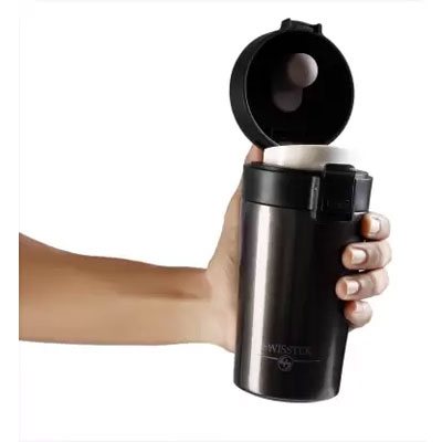 Swisstek Insulated Sipper with Filter SP016