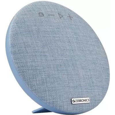 Zebronics ZEB-MAESTRO Bluetooth Speaker (Blue, 5 Way Speaker Channel)