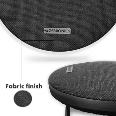 Zebronics ZEB-MAESTRO Bluetooth Speaker (Black, 5 Way Speaker Channel)
