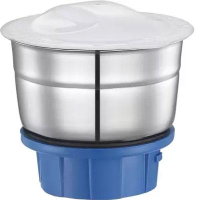 Prestige Atlas Plus 750 W Juicer Mixer Grinder(Blue, White, 4 Jars)