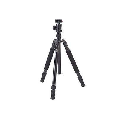 SIRUI EN 2004 ALLUMINIUM TRIPOD SET BLACK + K20X BALL HEAD