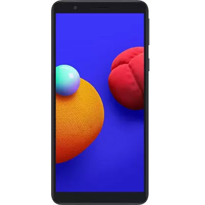 Samsung Galaxy M01 Core (Black, 1GB RAM, 16GB Storage)
