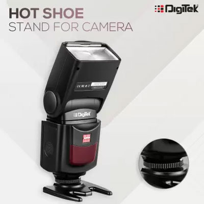 Digitek DFL-088 Flash (Black)