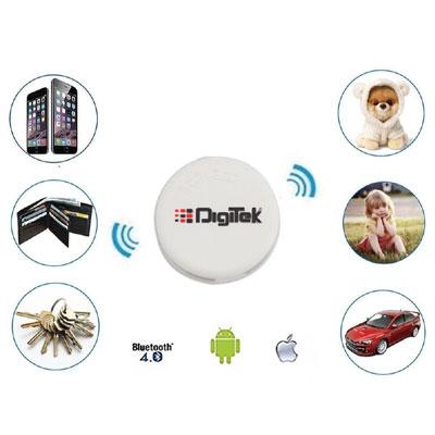 Digitek DKT 001 Wireless Anti-Theft Alarm Device Tracker (White)