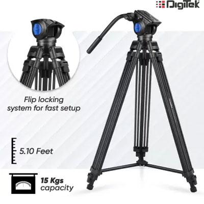 Digitek DTR-510VD PRO PLUS Tripod