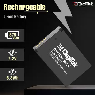 Digitek LP-E12 Battery