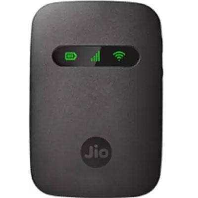 JioFi JMR540 Data Card (Black)