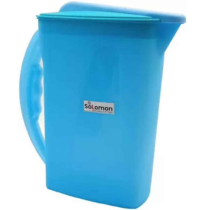 SOLOMON PREMIUM EASY COOL JUG 2200ML BLUE