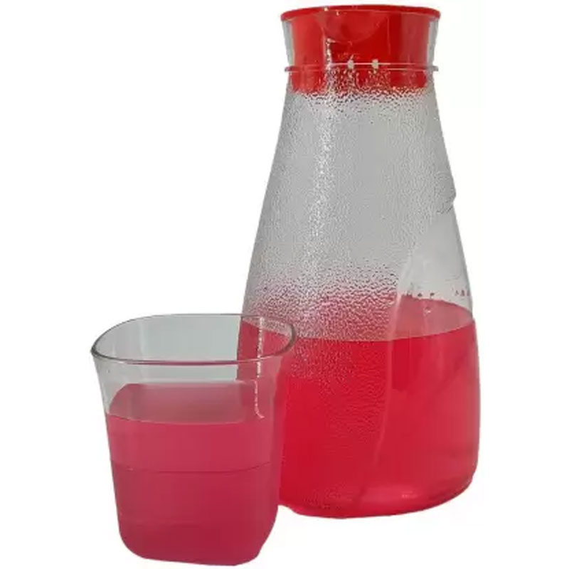 SOLOMON PREMIUM QUALITY JUICY JUG 1100ml (RED)