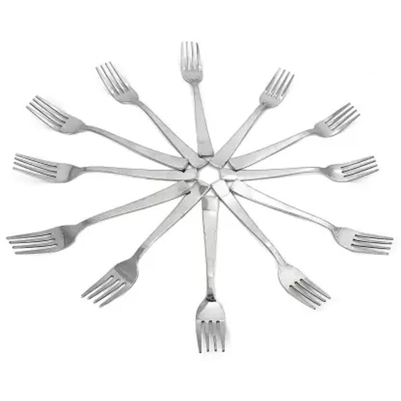 Solomon pack of 12 Stainless Steel Fork
