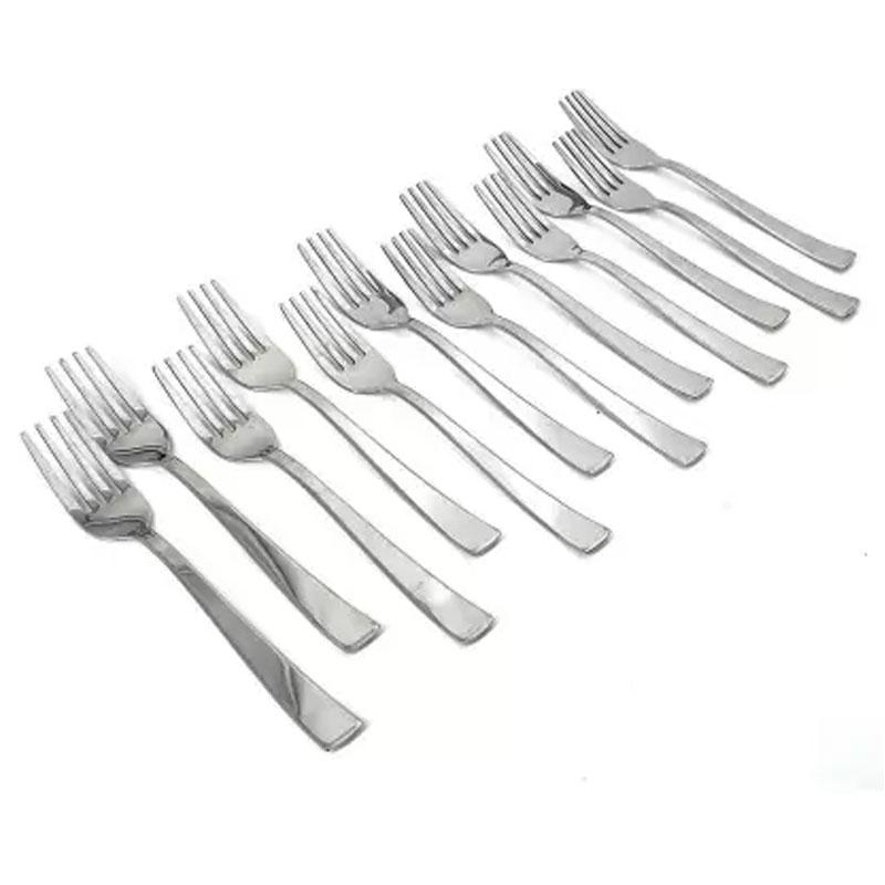 Solomon pack of 12 Stainless Steel Fork