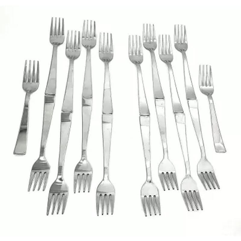 Solomon pack of 18 Stainless Steel Fork